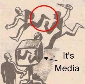 it's media