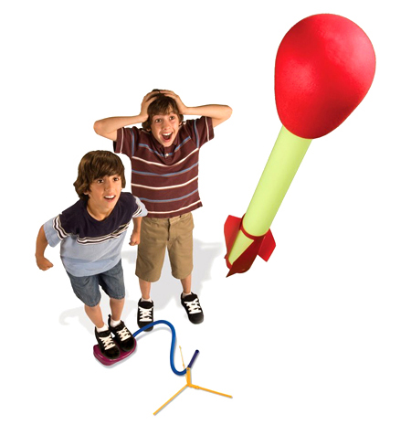 stomp rocket children