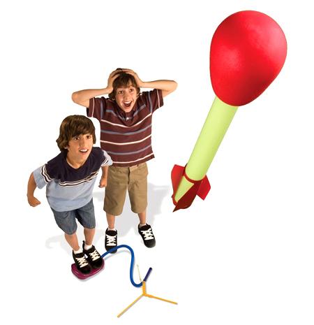 stomp rocket children