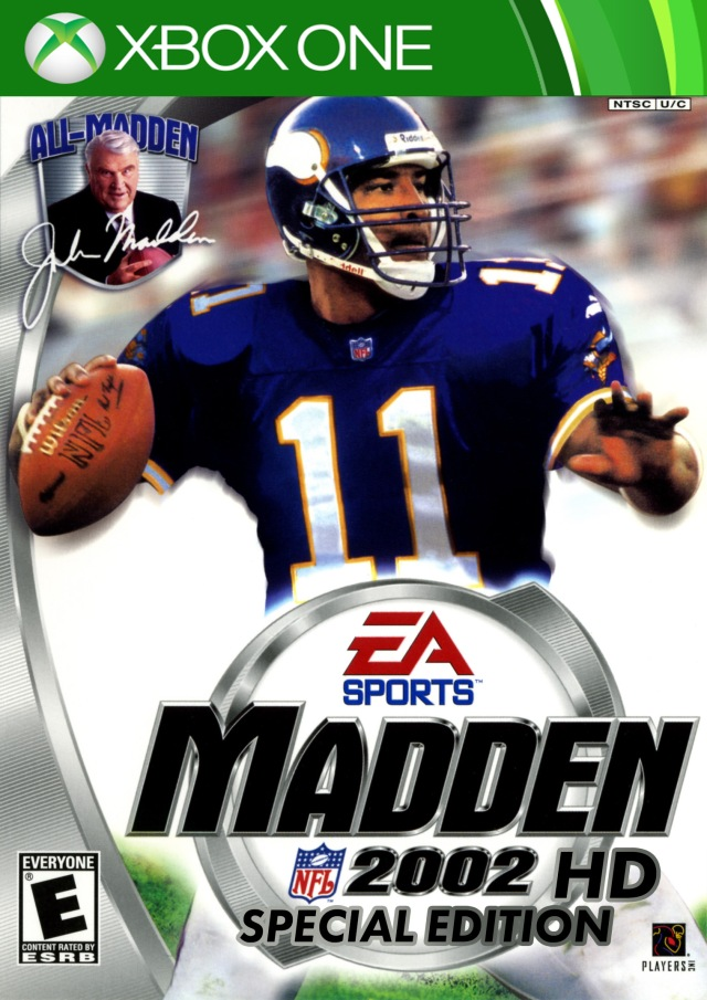 Madden 02 HD