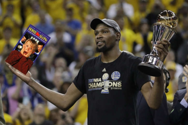 KD with VHS tape