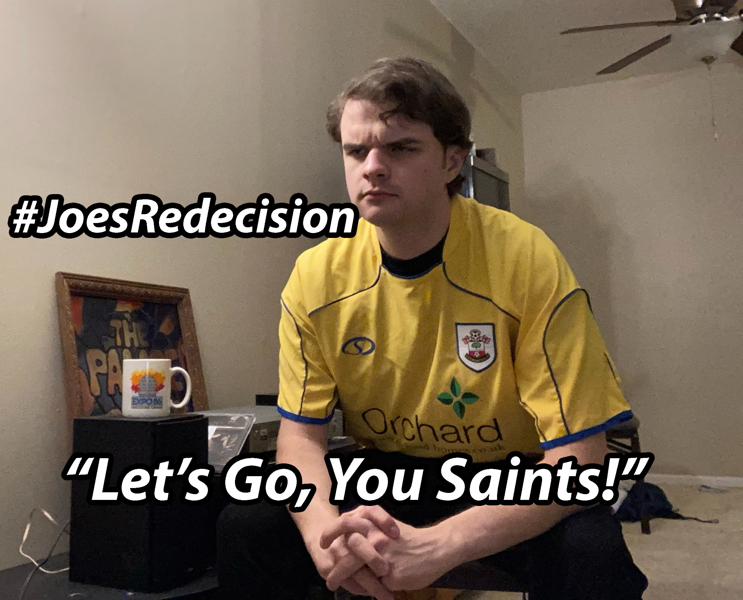 joes redecision