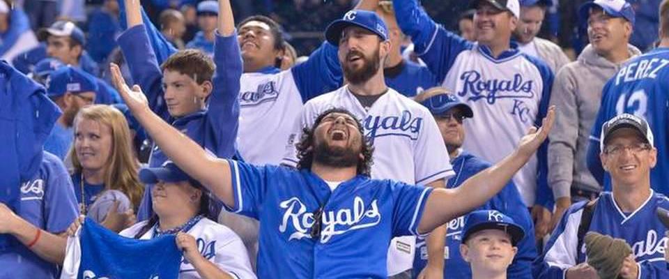 Royals fan sad